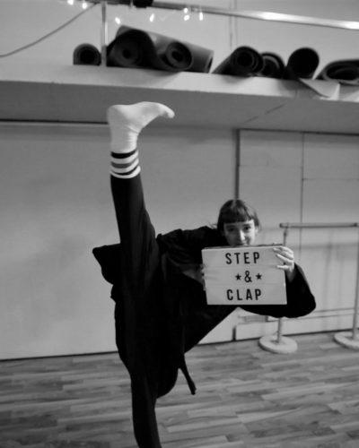 Mina Step Clap